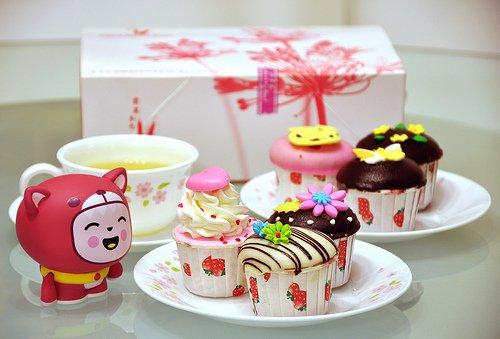 可爱空间蛋糕图片_漂亮的蛋糕甜蜜的心情