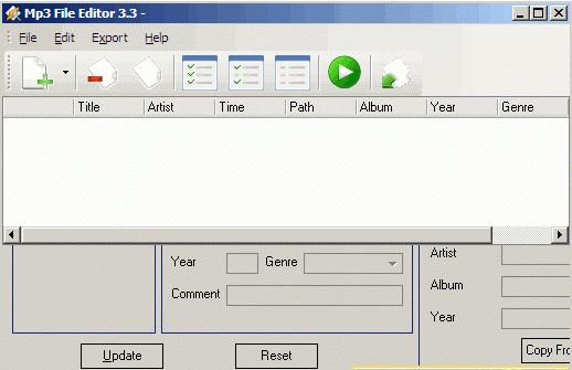 MP3 File Editor 下载5.0.1.4 官方最新版