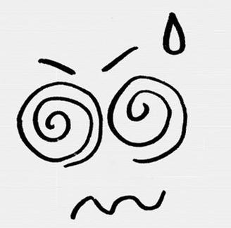 手绘表情图片大全 简单好看的qq手绘表情大全
