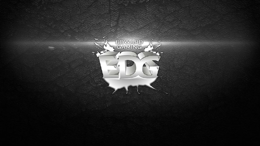 lols4世界总决赛ab小组战队logo edg皇族高清壁纸欣赏图片