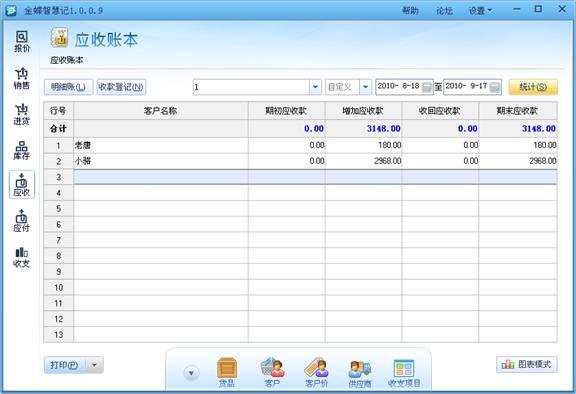 金蝶智慧记免费版3.6 最新版_常用软件