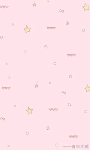 可爱qq空间背景皮肤 平铺小碎花的微博背景皮肤_手机图片