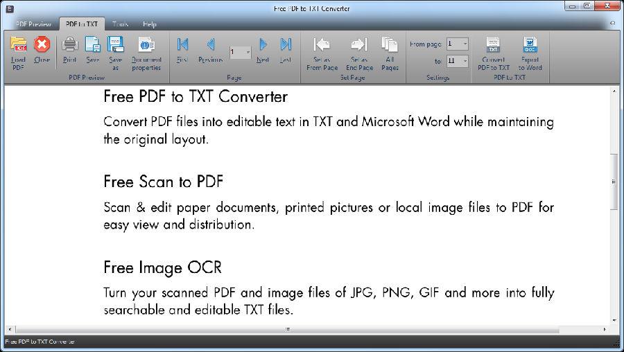 txt的特点及适用范围