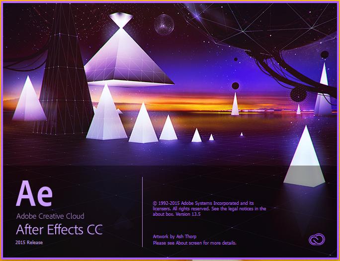 后期制作软件Adobe After Effects CC 201513.6.1 破解版_腾牛下载