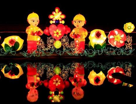 羊年元宵节的花灯图片 元宵节花灯怎么做