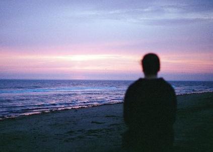 qq头像男生孤独风景