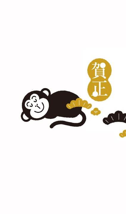 2016猴年手机壁纸 春节过年好看的手机壁纸大全