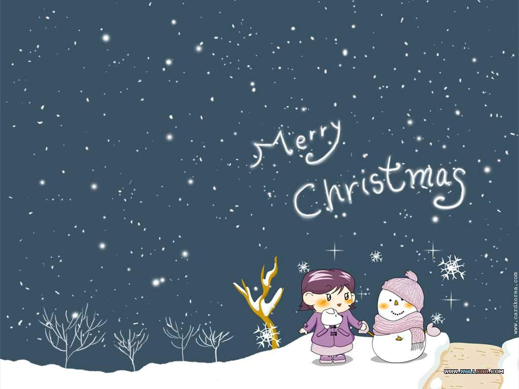 可爱的圣诞节QQ空间装扮素材