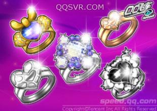 qq 订婚/订婚怎能少了闪闪发光的戒指,可知道钻石婚金婚银婚吗,一枚...