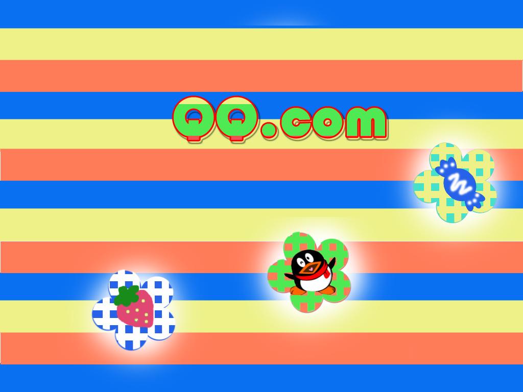 qq炫彩桌面壁纸_qq下载网
